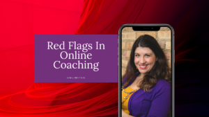 Red Flags In Online Business Blog Cover