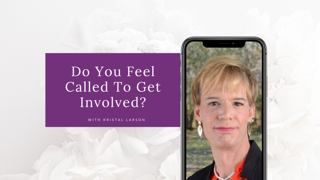 Do You Feel Called To Get Involved blog image