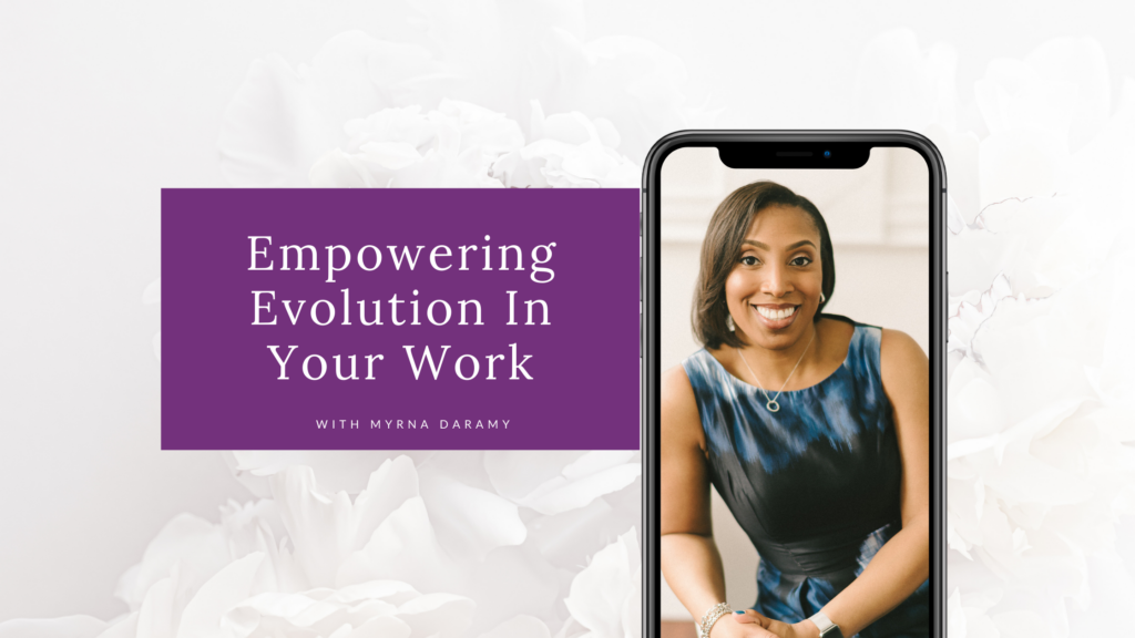 Empowering Evolution in Your Work blog image